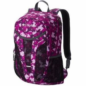 Plecak Columbia Beacon Daypack - Bright Plum Camo 24L
