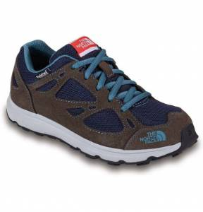 Buty dla dzieci The North Face Kids Venture Brown R: 33 (20,5 cm)