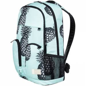 Plecak szkolny ROXY Take It Slow - Blue Light Big Pineapple 22L