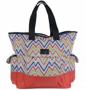 Torba Vans Peace Maker Tote Chevron Multi