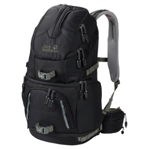 Plecak Jack Wolfskin - ACS Photo Pack PRO Black 30L