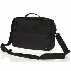 Torba na laptopa Quiksilver Cheese Hacker Black