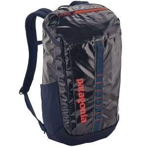 Plecak Patagonia - Black Hole Navy Blue / Paintbrush Red 25L