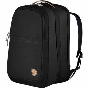 Plecak Fjallraven - Travel Pack Black 35L
