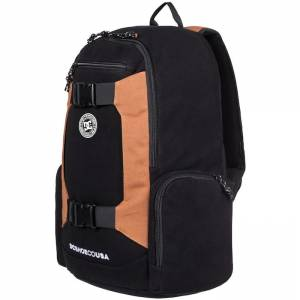 Plecak  DC Chalked UP TX - Black 28L