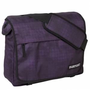 Torba Burton Synth Messenger Purple Label