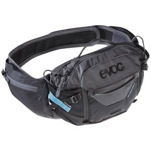 Nerka Evoc Hip Pack Pro Black / Carbon Grey 3L