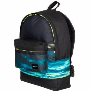 Plecak QUIKSILVER Everyday Poster - Viridiana Green Water Fade 16L