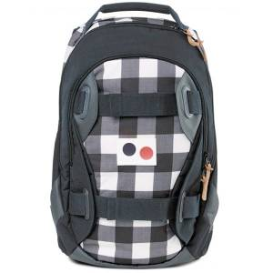 Plecak PinqPonq Sleeq Sportspack - Check Grey 20L