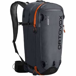 Plecak Ortovox - Ascent Black Anthracite 32L