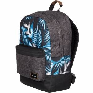Plecak QUIKSILVER Night Track - Bonnie Blue Classic Flower 22L
