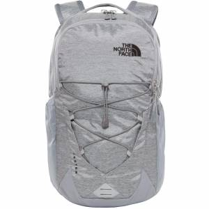 Plecak The North Face Jester - Mid Grey Heather 28L