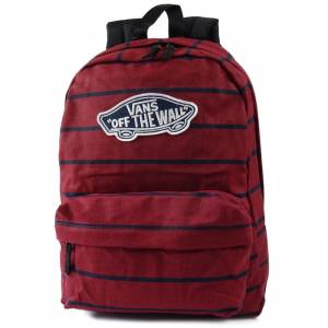 Plecak Vans Realm Backpack Tibetan Red 22L
