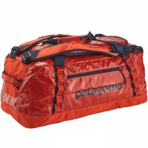 Torba na ramię Patagonia - Black Hole Duffel Paintbrush Red 60L