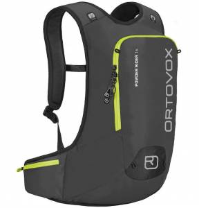 Plecak Ortovox - Powder Rider Black Anthracite 16L
