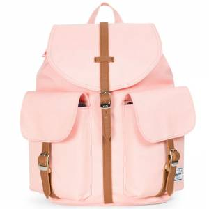Plecak Herschel - Dawson Womens Apricot Blush / Tan Leather 13L