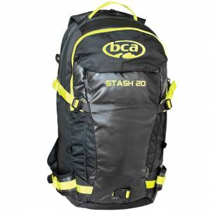 Plecak narciarski Backcountry Access Stash Black 20L