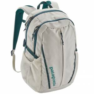 Plecak Patagonia - Refugio Women's Birch White Tidal Teal 26L