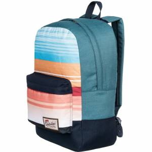 Plecak QUIKSILVER Night Track - Nasturticm Everyday Stripes 22L
