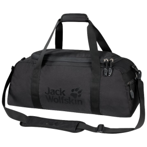 Torba na ramię Jack Wolfskin - Action Bag Black 35L