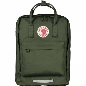 Plecak Fjallraven - Kanken Big Forest Green 20L