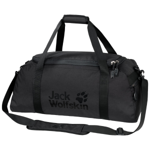 Torba na ramię Jack Wolfskin - Action Bag Black 45L