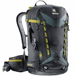 Plecak Deuter - Freerider Pro Black Granite 30L