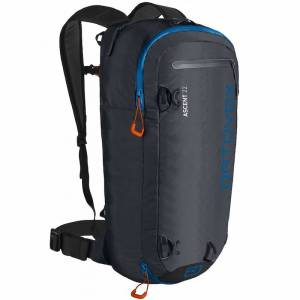Plecak Ortovox - Ascent Black Anthracite 22L
