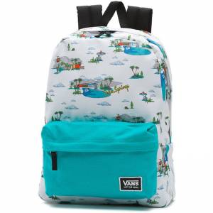 Plecak Vans Realm Classic Backpack Palm Springs 22L