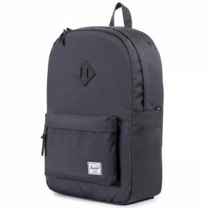 Plecak Herschel - Heritage Dark Shadow / Black Leather 21L
