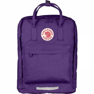 Plecak Fjallraven - Kanken Big Purple 20L