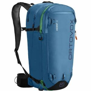 Plecak Ortovox - Ascent Blue Sea 32L