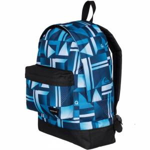 Plecak QUIKSILVER Everyday Poster - Blue Miror 16L