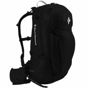Plecak Black Diamond - Nitro Black M/L 26L