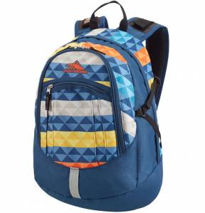 Plecak High Sierra Overton FACETED STRIPES 24L