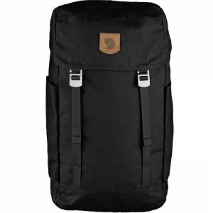 Plecak Fjallraven - Greenland Top Large Black 30L