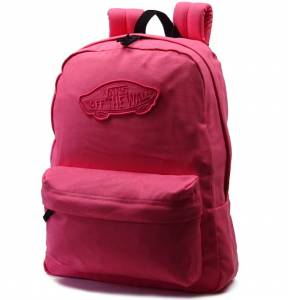 Plecak Vans Realm Backpack Camelia Rose 22L