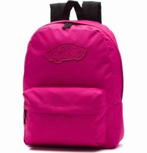 Plecak Vans Realm Backpack Fuchsia Red 22L