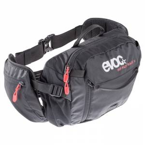 Nerka Evoc Hip Pack Race Black 3L