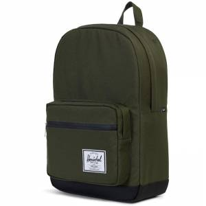 Plecak Herschel - Pop Quiz Forest Night / Black 20L