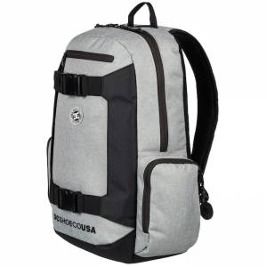 Plecak  DC Chalked UP - Grey Heather 28L