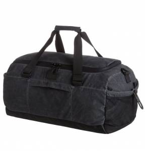 Torba na ramię Quiksilver Cottage Duffle Oldy Black 38L