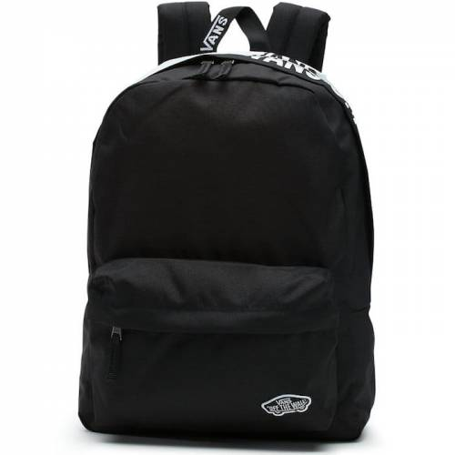 Plecak Vans Sporty Realm Backpack Black / White 22L