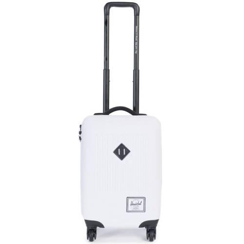 na sprzedaż online Wielka wyprzedaż naprawdę wygodne Torba na kółkach Herschel - walizka Trade Cary On White 32L