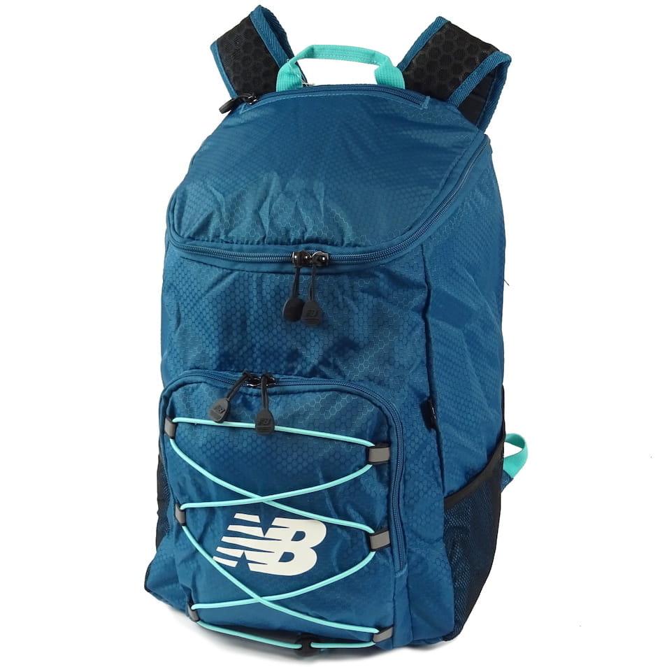 8c2d10e33d263 Plecak New Balance - Podium Turquoise w plecaki.com