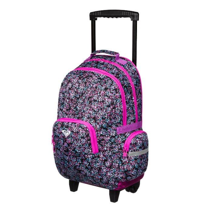 10c8838b702af Plecak szkolny na kółkach Roxy Free Spirit Ditsy Flu 23L w plecaki.com