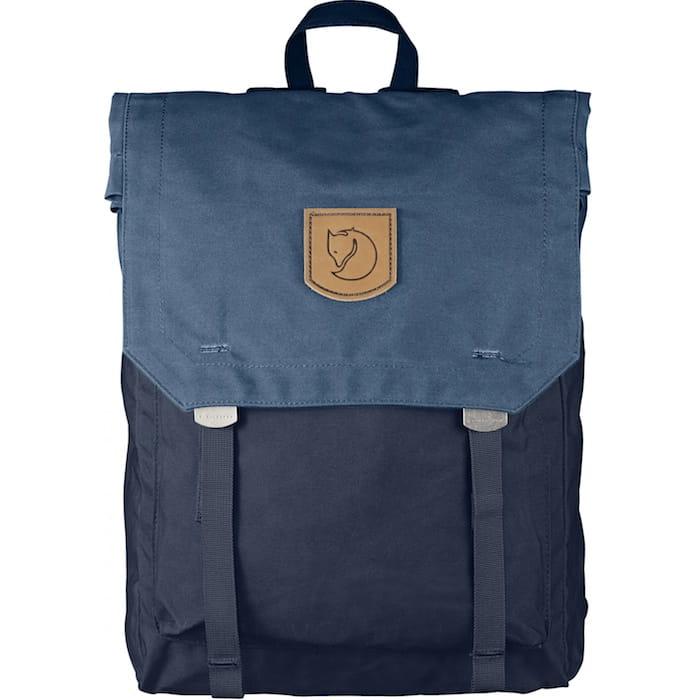 tanie jak barszcz oficjalny dostawca nowy przyjeżdża Plecak Fjallraven - Foldsack No. 1 Dark Navy / Uncle Blue 16L