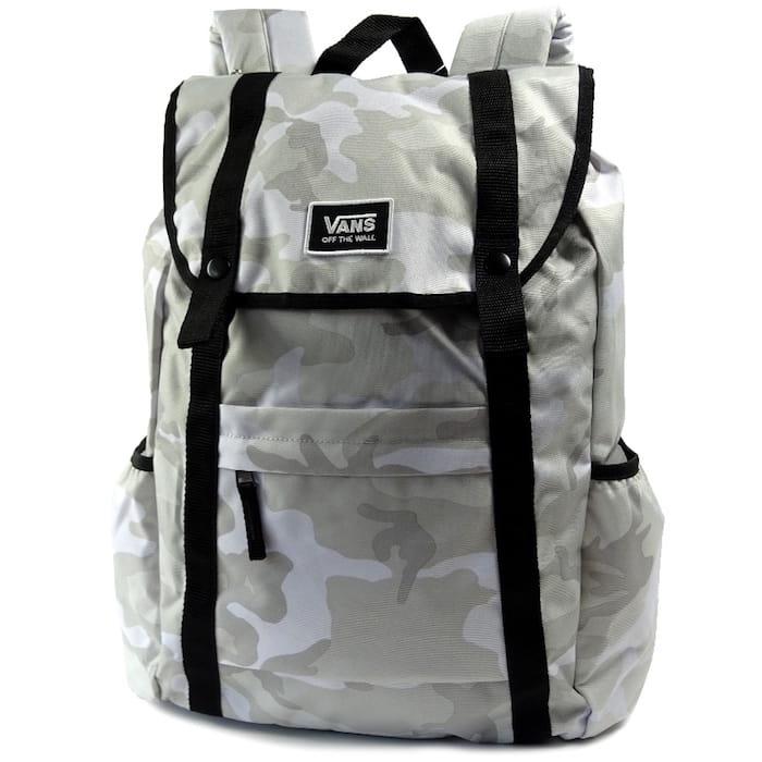 7bd12c30142fd Plecak Vans Caravaner Backpack Snow Camo 23L