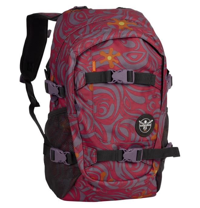 5be36de056557 Plecak Chiemsee School - Cyber Yellow 25L w plecaki.com
