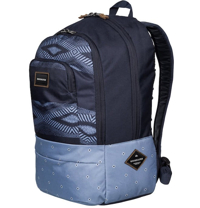 b3bd0a9a66caa Plecak QUIKSILVER Burst - Dreamweaver Captains Blue 20L w plecaki.com